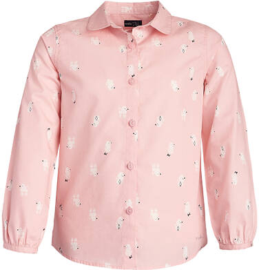 Endo - Koszula z długim rękawem dla dziewczynki 9-13 lat D82F502_1