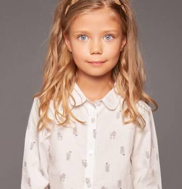 Endo - Koszula z długim rękawem dla dziewczynki 9-13 lat D82F502_2