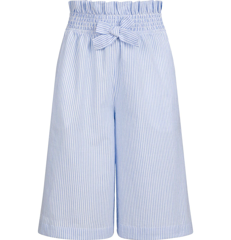 Endo - Spodnie dla dziewczynki, w paski, 2-8 lat D03K022_1