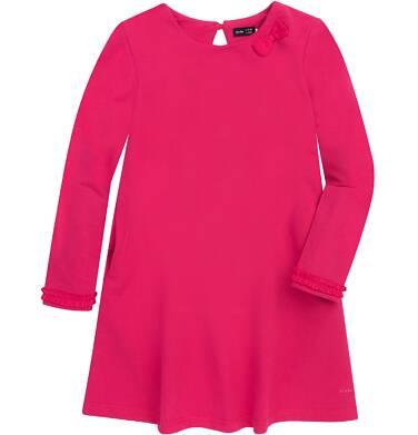 Endo - Rozkloszowana sukienka dla dziewczynki 3-8 lat D72H037_1