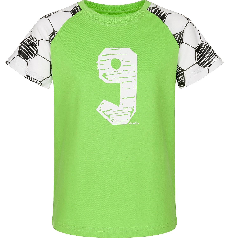 Endo - T-shirt z krótkim rękawem dla chłopca 3-8 lat C91G133_1