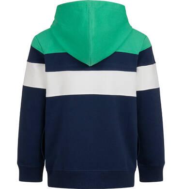 Endo - Bluza z kapturem dla chłopca, 2-8 lat C04C007_1 11