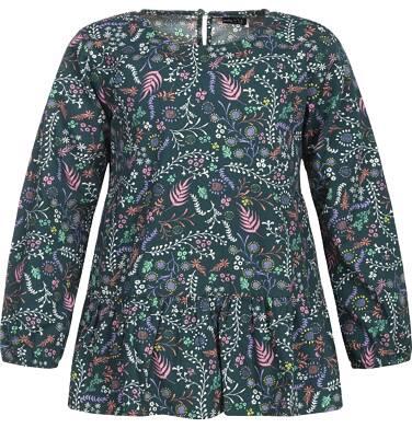 Endo - Koszula z długim rękawem dla dziewczynki 9-13 lat D82F510_1
