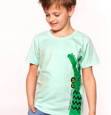 Endo - T-shirt z krótkim rękawem dla chłopca 3-8 lat C91G135_1