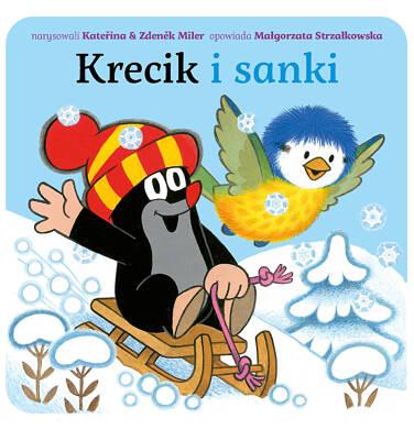 Endo - Krecik i sanki BK92171_1