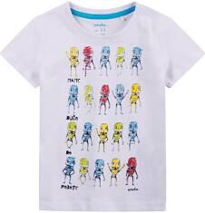 T-shirt dla chłopca 4-8 lat C71G180_1
