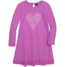 Endo - Rozkloszowana sukienka dla dziewczynki 3-8 lat D72H063_1
