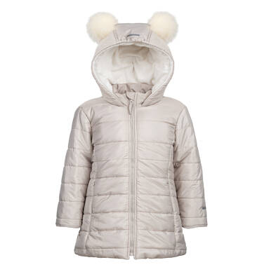 Endo - Płaszcz zimowy dla dziewczynki 1-3 lata N82A022_2