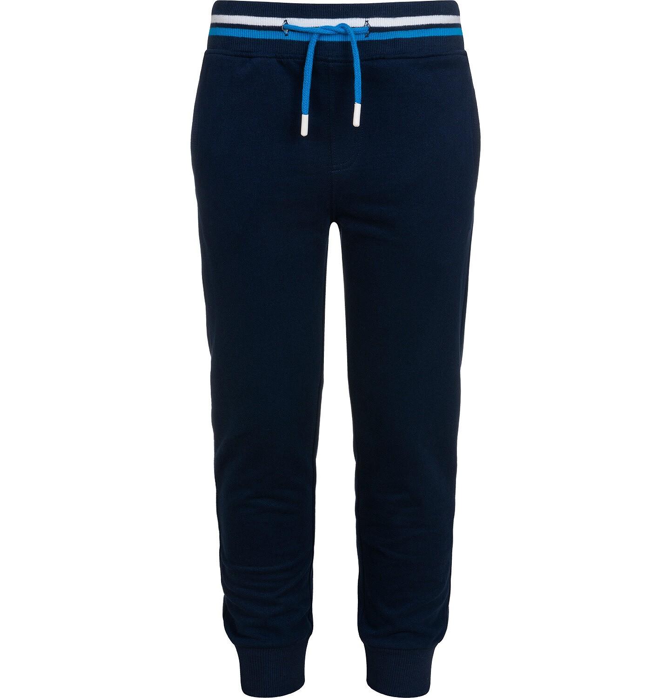 Endo - Spodnie dresowe dla chłopca, granatowe, 2-8 lat C05K023_2