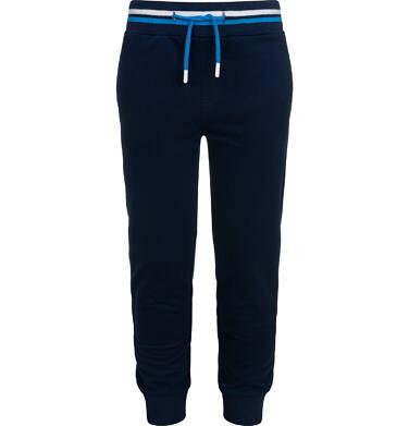 Endo - Spodnie dresowe dla chłopca, granatowe, 2-8 lat C05K023_2 36