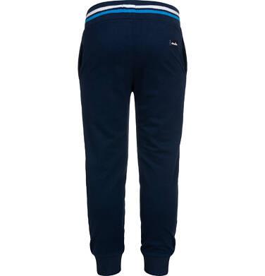 Endo - Spodnie dresowe dla chłopca, granatowe, 2-8 lat C05K023_2 14