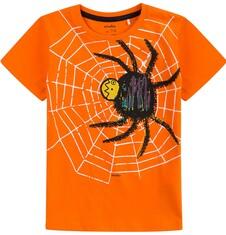 T-shirt dla chłopca 4-8 lat C71G157_1