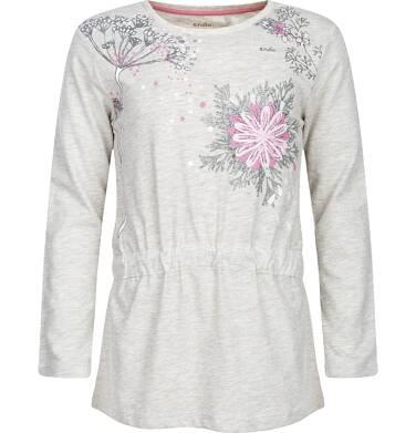 Endo - T-shirt z długim rękawem dla dziewczynki 3-8 lat D82G033_1