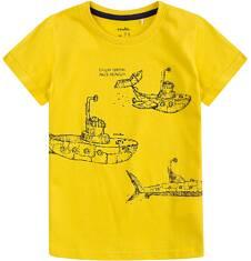 T-shirt dla chłopca 4-8 lat C71G141_1