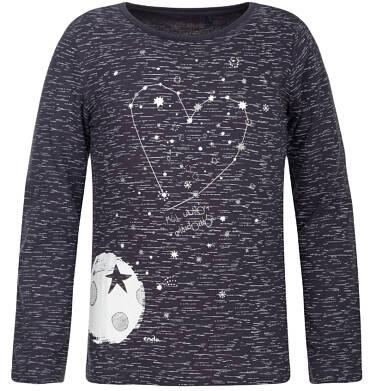 T-shirt z długim rękawem dla dziewczynki 3-8 lat D82G036_1