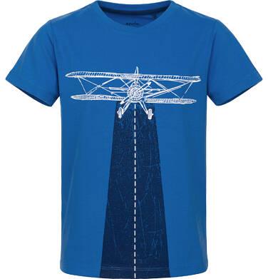 Endo - T-shirt z krótkim rękawem dla chłopca 3-8 lat C91G150_2