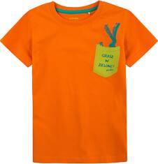 T-shirt dla chłopca 4-8 lat C71G155_1