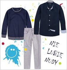 Zestaw dla małego chłopca z pokazu Laury Łącz LL_03_MC