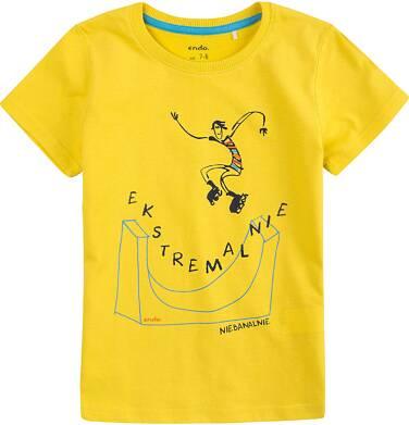 Endo - T-shirt dla chłopca 4-8 lat C71G126_1
