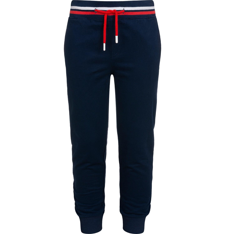 Endo - Spodnie dresowe dla chłopca, granatowe, 2-8 lat C05K023_3