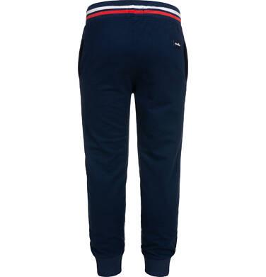 Endo - Spodnie dresowe dla chłopca, granatowe, 2-8 lat C05K023_3 24