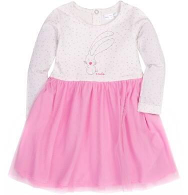 Endo - Sukienka z tiulowym dołem i brokatem dla dziecka 2-4 lata N72H001_1