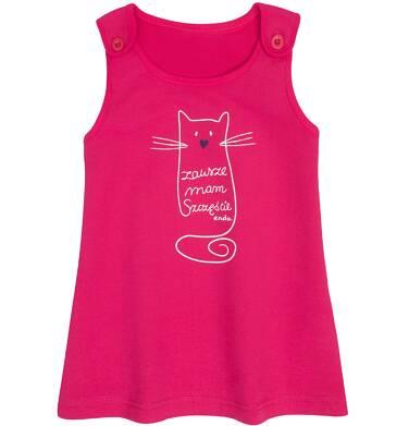 Endo - Urocza sukienka typu princeska dla dziecka 2-4 lata N72H004_1