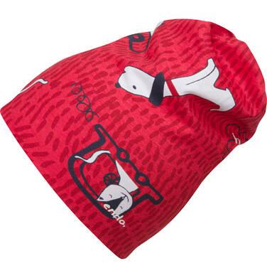 Endo - Czapka dla dziecka, czerwona C04R034_1 35