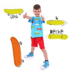 Endo - T-shirt dla chłopca 4-8 lat C71G123_1