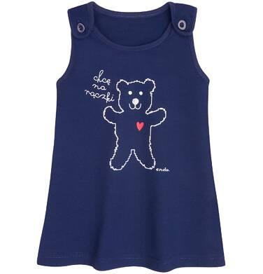 Endo - Urocza sukienka typu princeska dla dziecka 2-4 lata N72H005_1