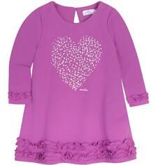 Rozkloszowana sukienka dla dziecka 6-36 m N72H009_1