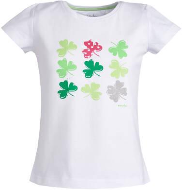 Endo - Bluzka z krótkim rękawem dla dziewczynki 3-8 lat D81G005_1