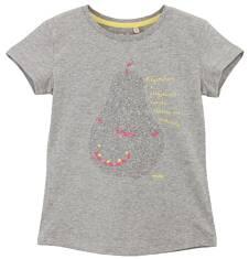 Melanżowa bluzka dla dziewczynki D61G038_1