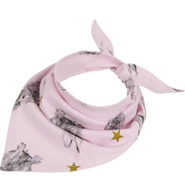 Endo - Chustka dla dziecka, różowa D04R020_1 50