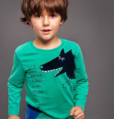 Endo - T-shirt z długim rękawem dla chłopca 3-8 lat C92G040_1