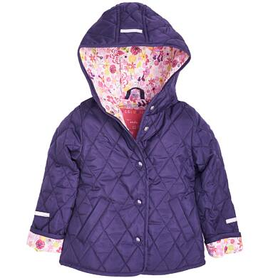 Endo - Pikowana kurtka dla dziewczynkia 1-3 lata N81A007_1