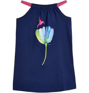 Endo - Sukienka na ramiączkach dla dziewczynki 3-8 lat D81H042_1