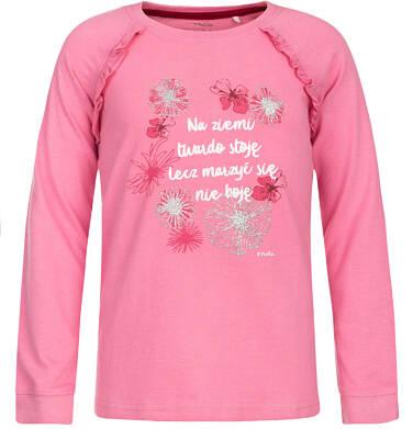 Endo - T-shirt z długim rękawem dla dziewczynki 3-8 lat D82G070_1