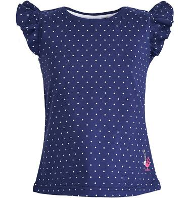 Endo - Bluzka z krótkim rękawem dla dziewczynki 3-8 lat D81G011_1