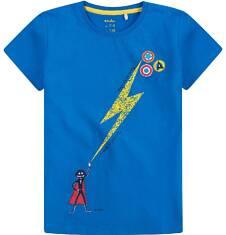 T-shirt dla chłopca 4-8 lat C71G112_1