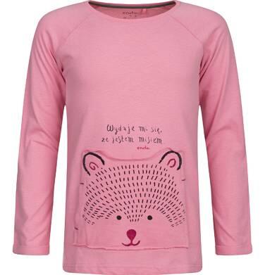 Endo - T-shirt z długim rękawem dla dziewczynki 3-8 lat D82G078_2