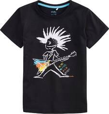 T-shirt dla chłopca 9-13 lat C71G597_1