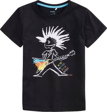 Endo - T-shirt dla chłopca 9-13 lat C71G597_1