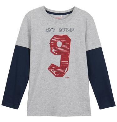 Endo - T-shirt z długim rękawem dla chłopca 3-8 lat C62G032_1