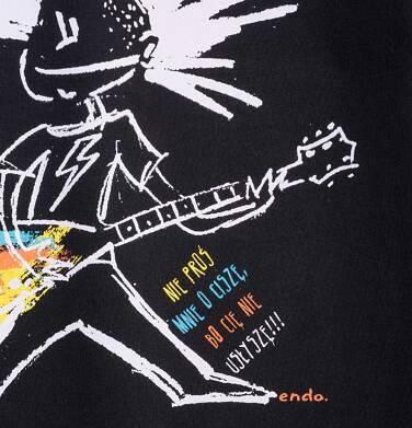 Endo - T-shirt dla chłopca 4-8 lat C71G097_1