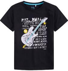 T-shirt dla chłopca 4-8 lat C71G095_1