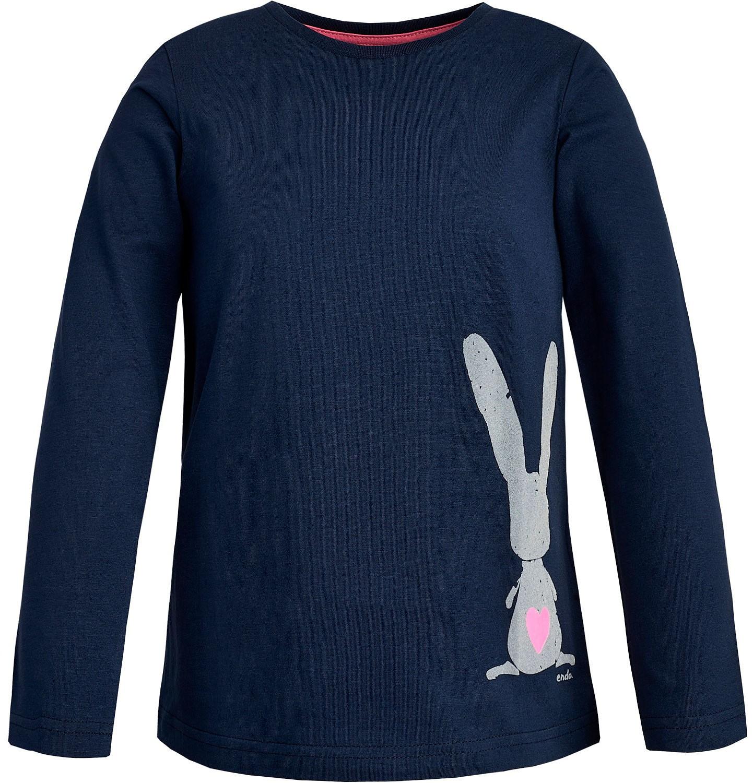 Endo - T-shirt z długim rękawem dla dziewczynki 3-8 lat D82G094_1