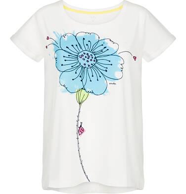 T-shirt damski z krótkim rękawem Y91G010_1