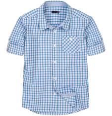 Koszula w kratę dla chłopca C61F006_1