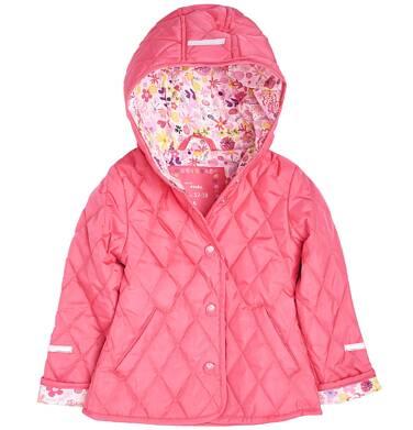 Pikowana kurtka dla dziewczynkia 1-3 lata N81A007_2